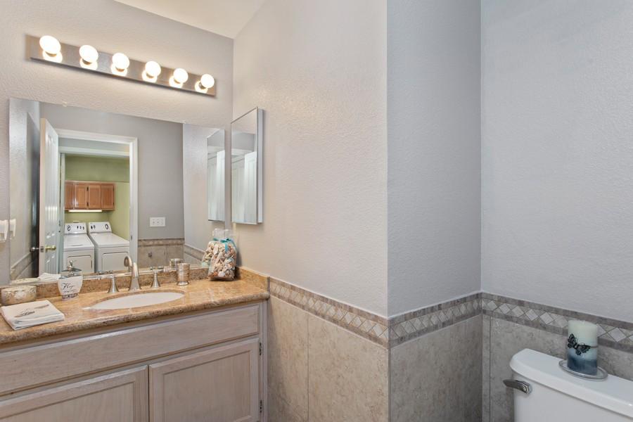 Real Estate Photography - 8438 Patmon Dr, Elk Grove, CA, 95624 - Half Bath