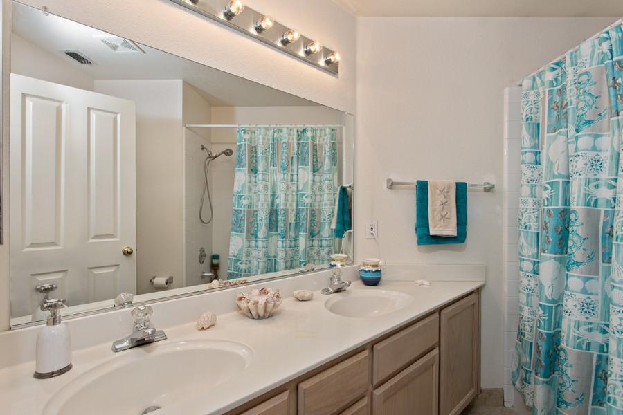 Real Estate Photography - 8438 Patmon Dr, Elk Grove, CA, 95624 - Bathroom