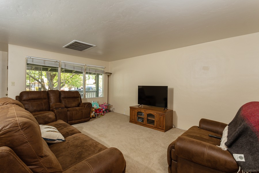 Real Estate Photography - 645 M Street, Lincoln, CA, 95648 - Living Room