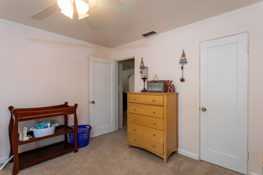 Real Estate Photography - 645 M Street, Lincoln, CA, 95648 - 3rd Bedroom