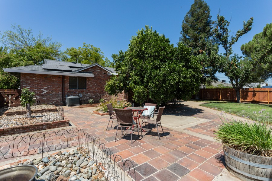 Real Estate Photography - 645 M Street, Lincoln, CA, 95648 - Rear View
