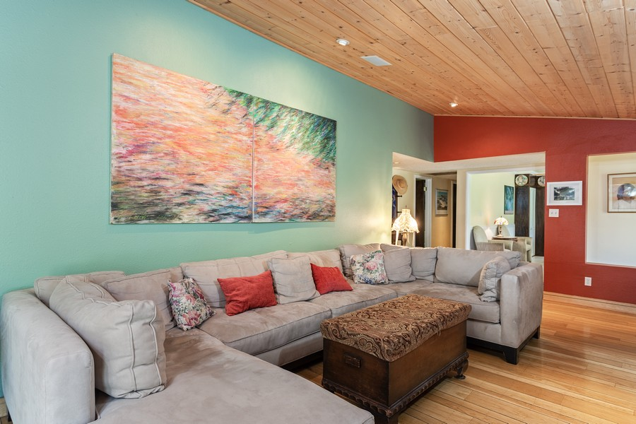 Real Estate Photography - 990 Auburn Ravine Rd, Auburn, CA, 95603 - Living Room