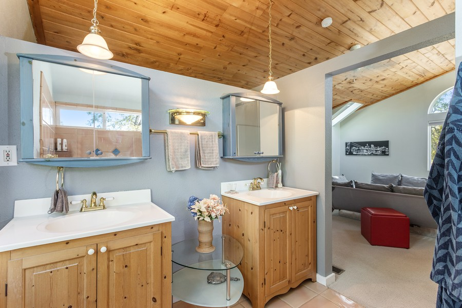 Real Estate Photography - 990 Auburn Ravine Rd, Auburn, CA, 95603 - Master Bathroom