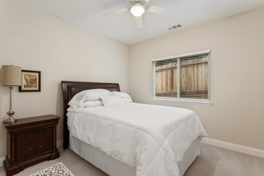 Real Estate Photography - 3205 Oxford Road, Cameron Park, CA, 95682 - 2nd Bedroom