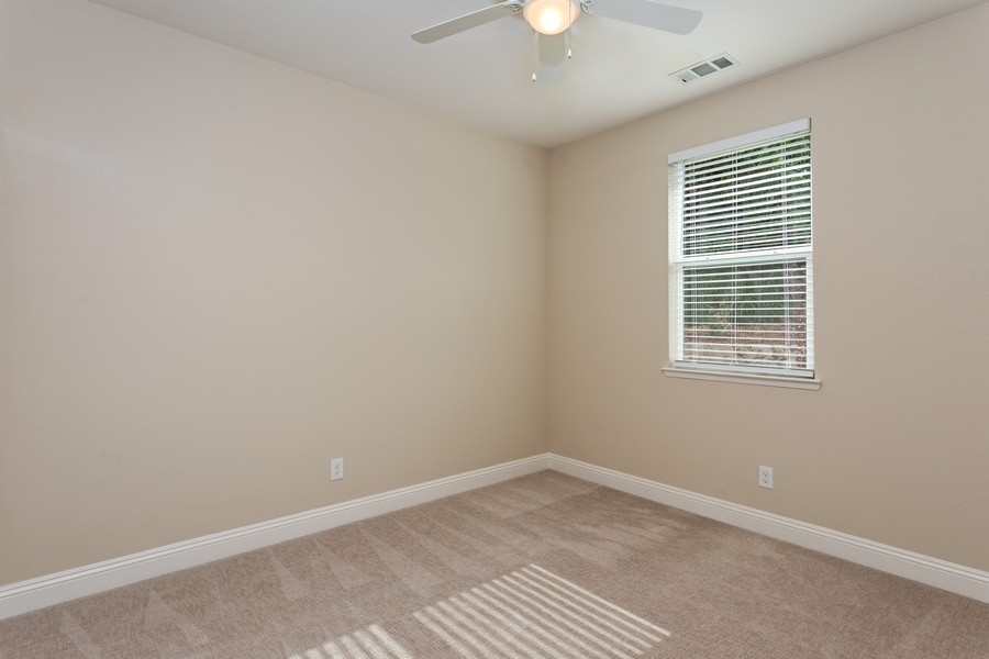 Real Estate Photography - 3205 Oxford Road, Cameron Park, CA, 95682 - 3rd Bedroom
