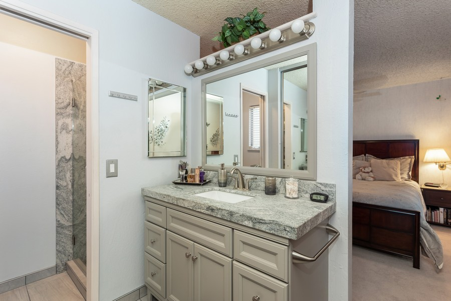 Real Estate Photography - 7220 Roca Way, Sacramento, CA, 95842 - Master Bathroom