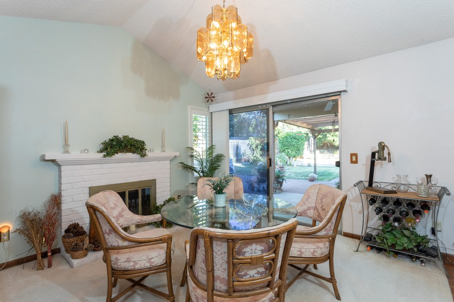 Real Estate Photography - 7220 Roca Way, Sacramento, CA, 95842 - Dining Room