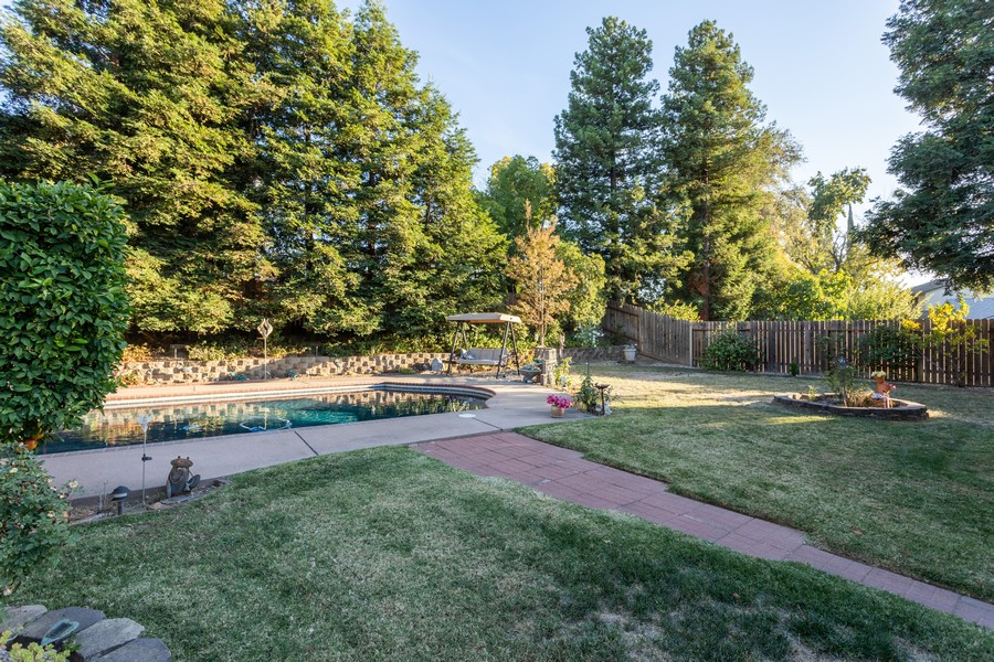 Real Estate Photography - 7220 Roca Way, Sacramento, CA, 95842 - Back Yard