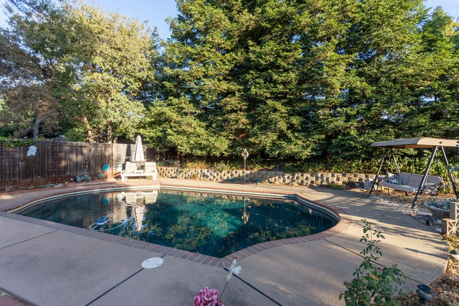 Real Estate Photography - 7220 Roca Way, Sacramento, CA, 95842 - Pool