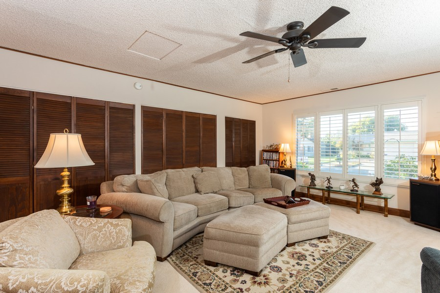 Real Estate Photography - 7220 Roca Way, Sacramento, CA, 95842 - Family Room