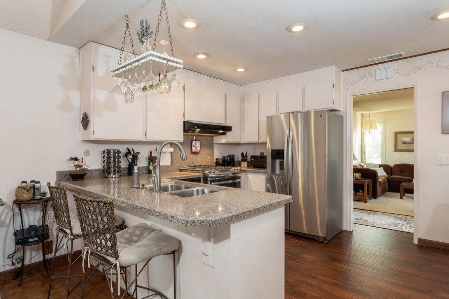 Real Estate Photography - 7220 Roca Way, Sacramento, CA, 95842 - Kitchen