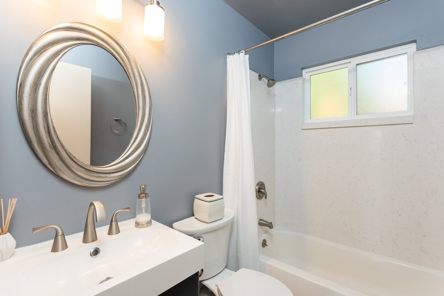 Real Estate Photography - 7220 Roca Way, Sacramento, CA, 95842 - Bathroom