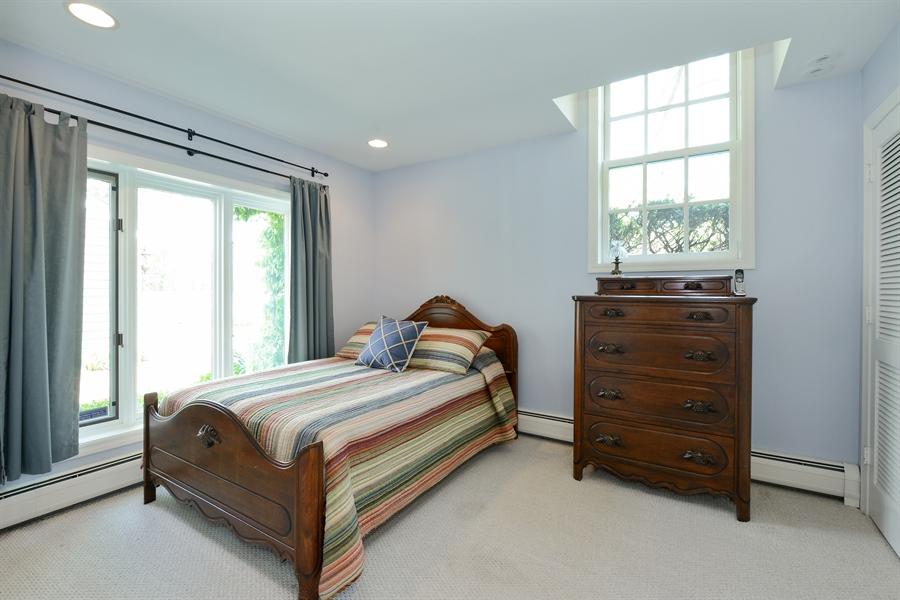 Real Estate Photography - 32 Oak Knoll Road, Barrington Hills, IL, 60010 - 4th Bedroom