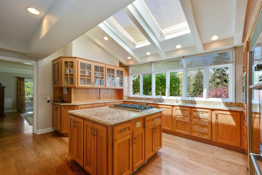Real Estate Photography - 32 Oak Knoll Road, Barrington Hills, IL, 60010 - Kitchen