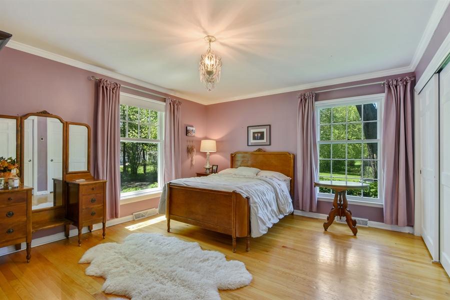 Real Estate Photography - 630 Elm Road, Barrington, IL, 60010 - 3rd Bedroom