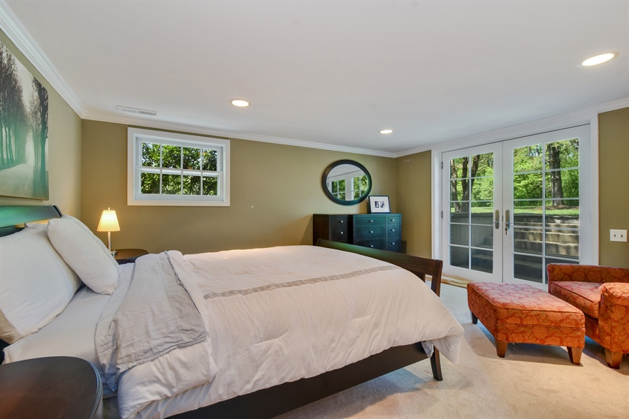 Real Estate Photography - 630 Elm Road, Barrington, IL, 60010 - 5th Bedroom