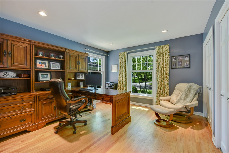 Real Estate Photography - 630 Elm Road, Barrington, IL, 60010 - 4th Bedroom