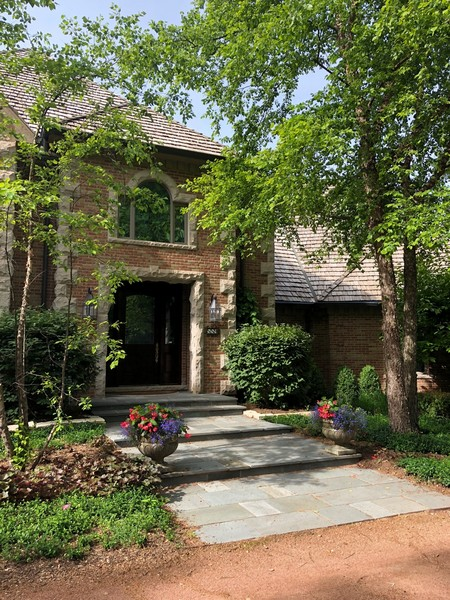 Real Estate Photography - 559 Oak Knoll Rd, Barrington Hills, IL, 60010 - Entry