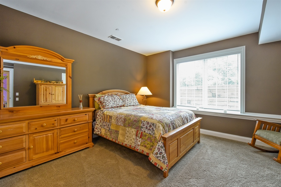 Real Estate Photography - 24215 N Coneflower Drive, Lake Barrington, IL, 60010 - 4th Bedroom  (5th Bedroom not shown/currently a pl