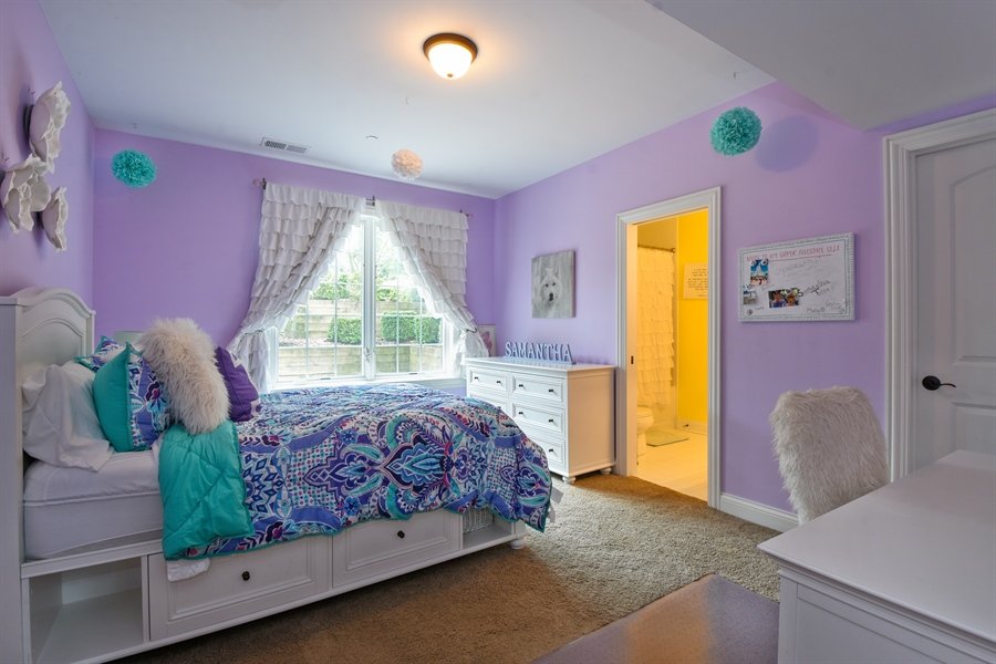 Real Estate Photography - 24215 N Coneflower Drive, Lake Barrington, IL, 60010 - 3rd Bedroom