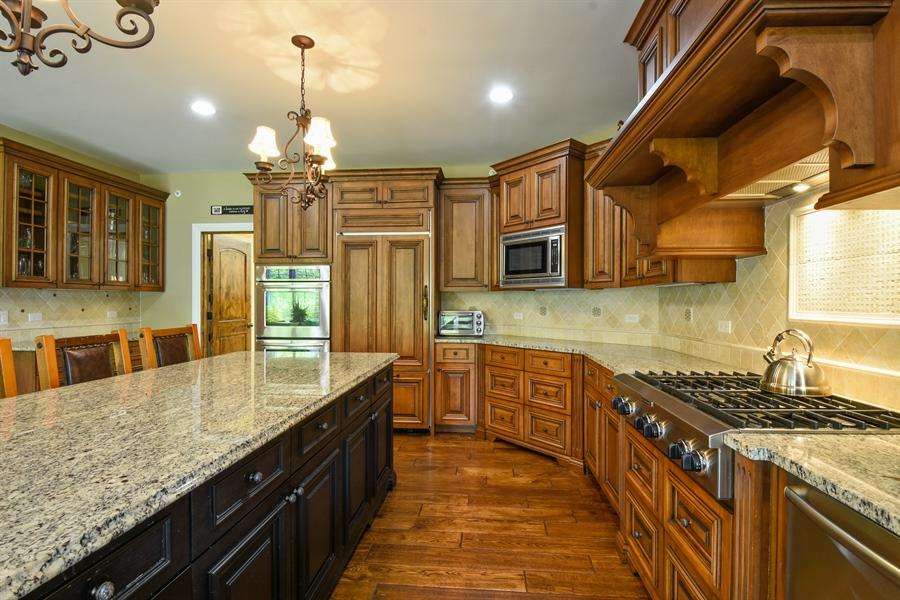 Real Estate Photography - 24215 N Coneflower Drive, Lake Barrington, IL, 60010 - Kitchen