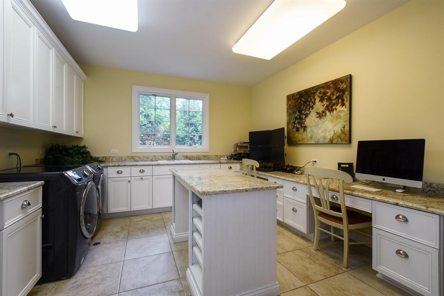 Real Estate Photography - 24215 N Coneflower Drive, Lake Barrington, IL, 60010 - Laundry Room (Main Level)