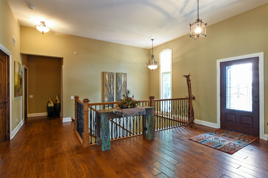 Real Estate Photography - 24215 N Coneflower Drive, Lake Barrington, IL, 60010 - Entryway