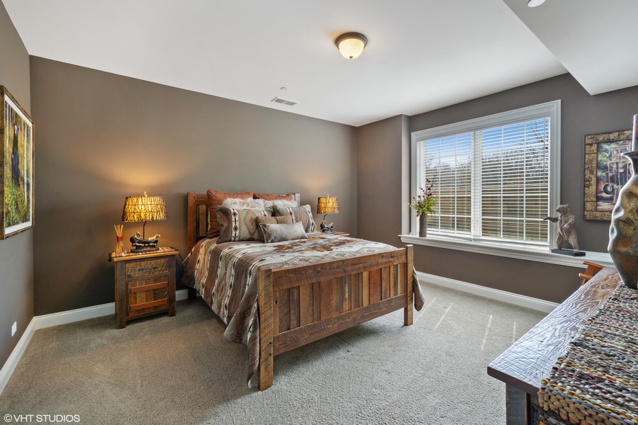 Real Estate Photography - 24215 N Coneflower Drive, Lake Barrington, IL, 60010 - 4th Bedroom