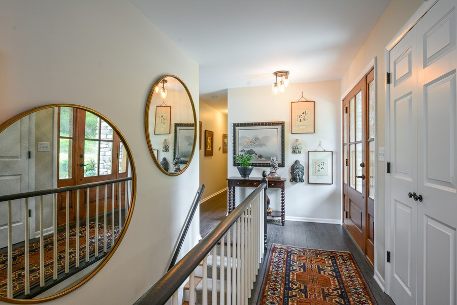 Real Estate Photography - 124 South Hills, Tower Lakes, IL, 60010 - Entryway