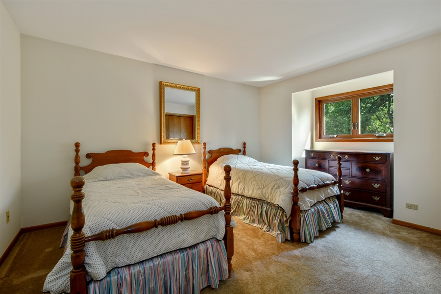 Real Estate Photography - 7 Mohawk Court, South Barrington, IL, 60010 - 4th Bedroom
