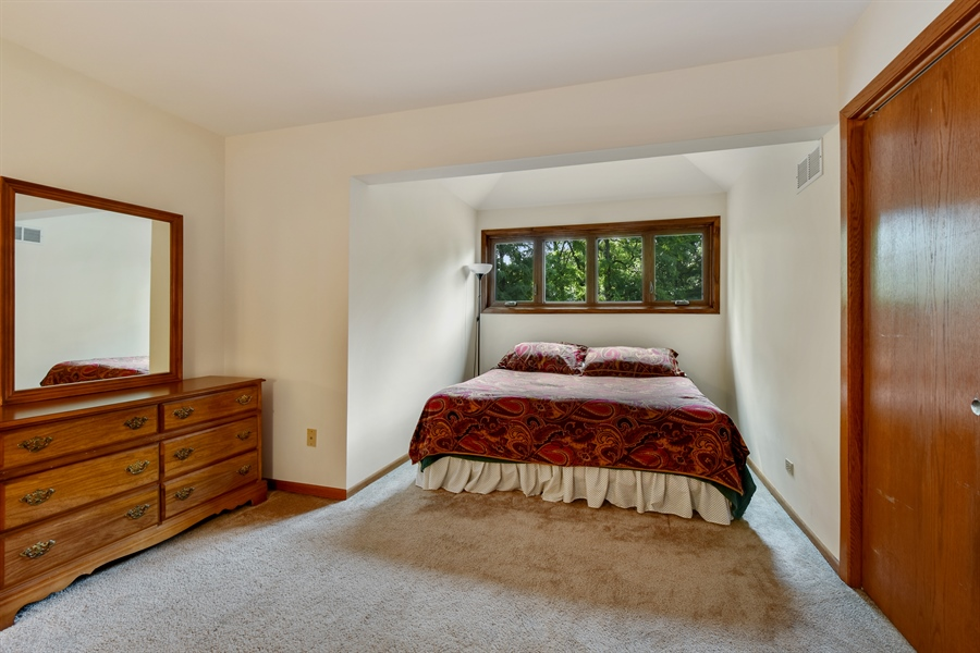 Real Estate Photography - 7 Mohawk Court, South Barrington, IL, 60010 - 3rd Bedroom