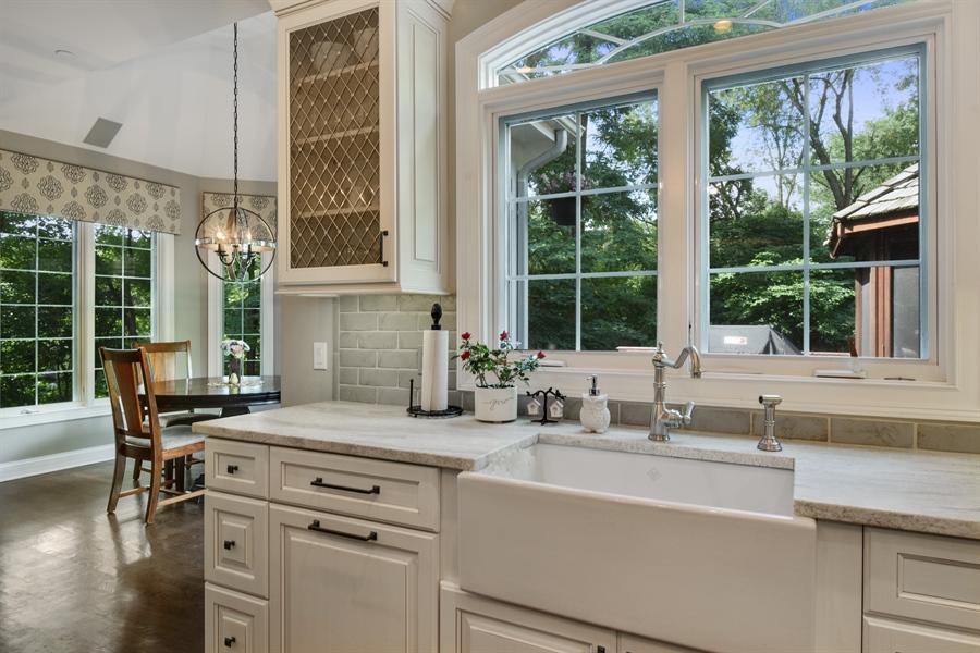 Real Estate Photography - 50 Whitetail Lane, Barrington, IL, 60010 - Kitchen