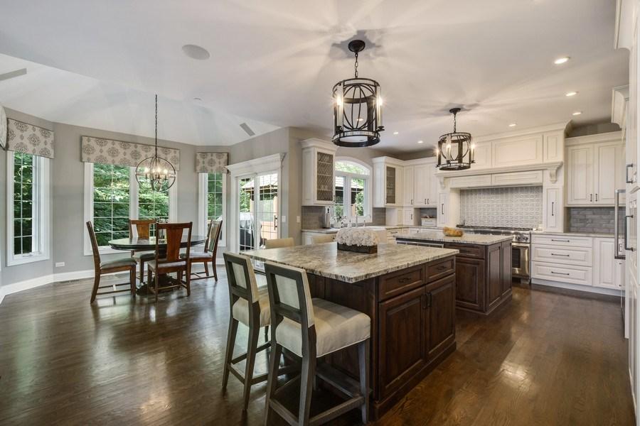 Real Estate Photography - 50 Whitetail Lane, Barrington, IL, 60010 - Kitchen / Breakfast Room