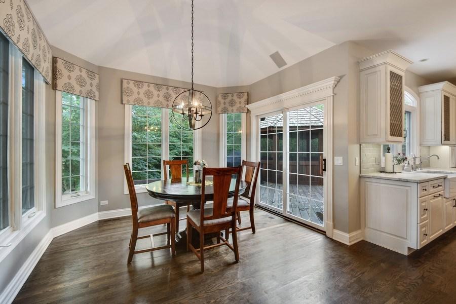 Real Estate Photography - 50 Whitetail Lane, Barrington, IL, 60010 - Breakfast Area