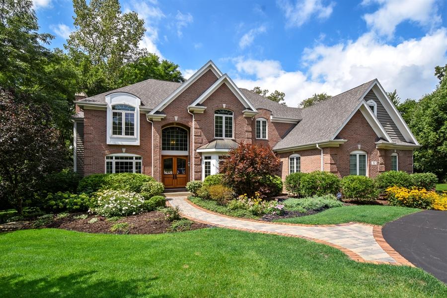 Real Estate Photography - 50 Whitetail Lane, Barrington, IL, 60010 - Front View