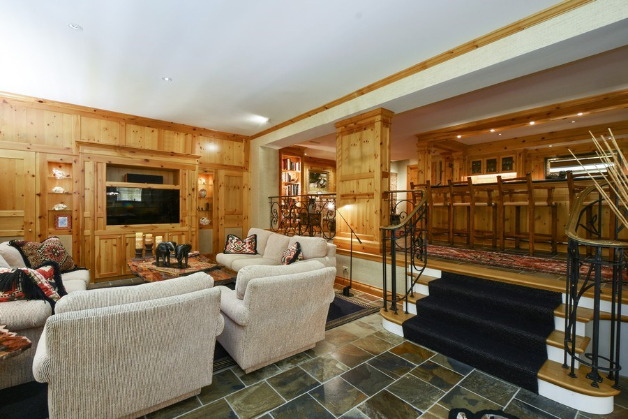 Real Estate Photography - 87 Hawley Woods Rd, Barrington Hills, IL, 60010 - REC Room