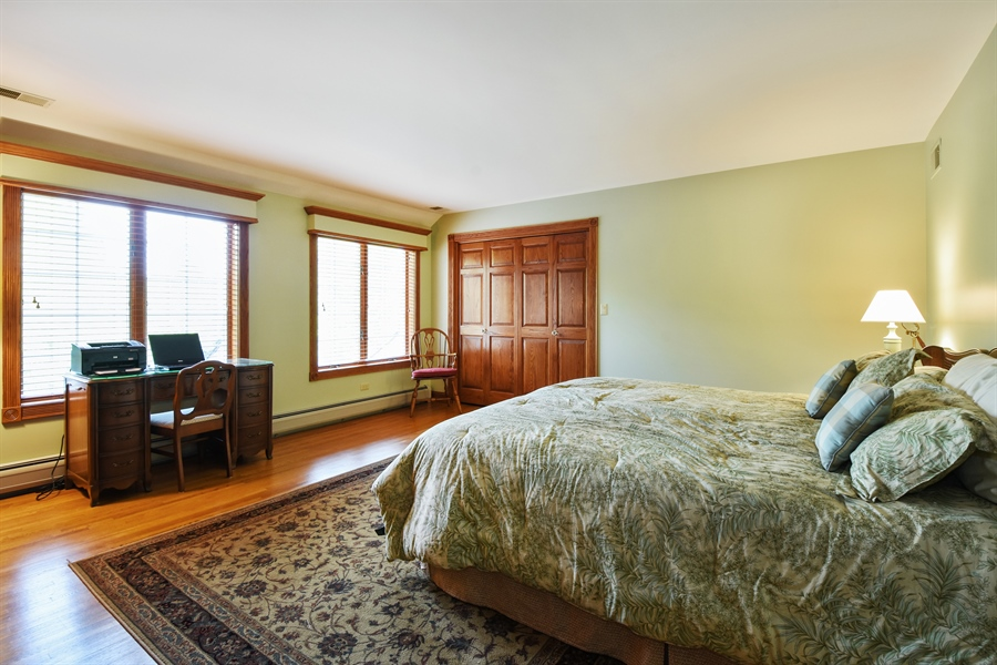 Real Estate Photography - 120 Dunrovin Dr, Barrington Hills, IL, 60010 - 3rd Bedroom