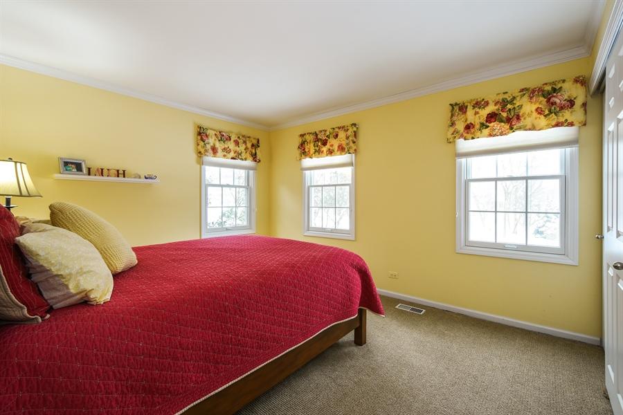 Real Estate Photography - 510 Shady Lane, Barrington, IL, 60010 - 4th Bedroom
