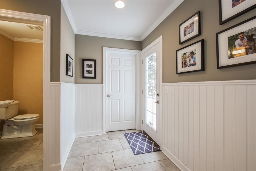 Real Estate Photography - 510 Shady Lane, Barrington, IL, 60010 - Mudroom