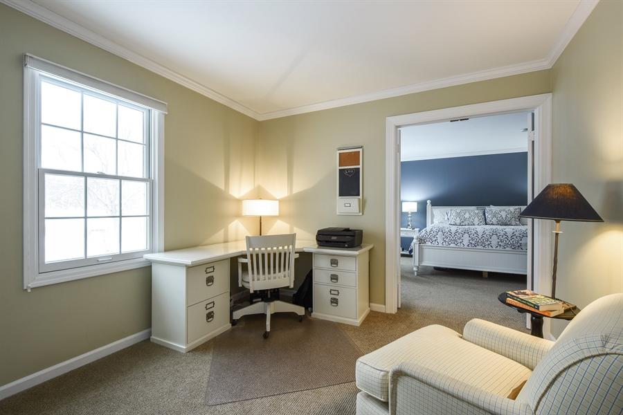 Real Estate Photography - 510 Shady Lane, Barrington, IL, 60010 - Office