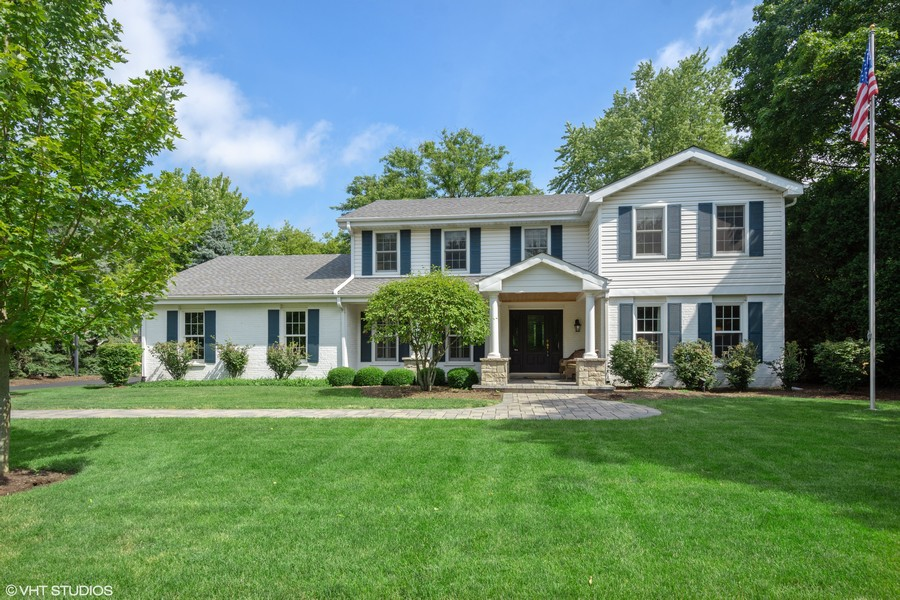 Real Estate Photography - 510 Shady Lane, Barrington, IL, 60010 - Front View