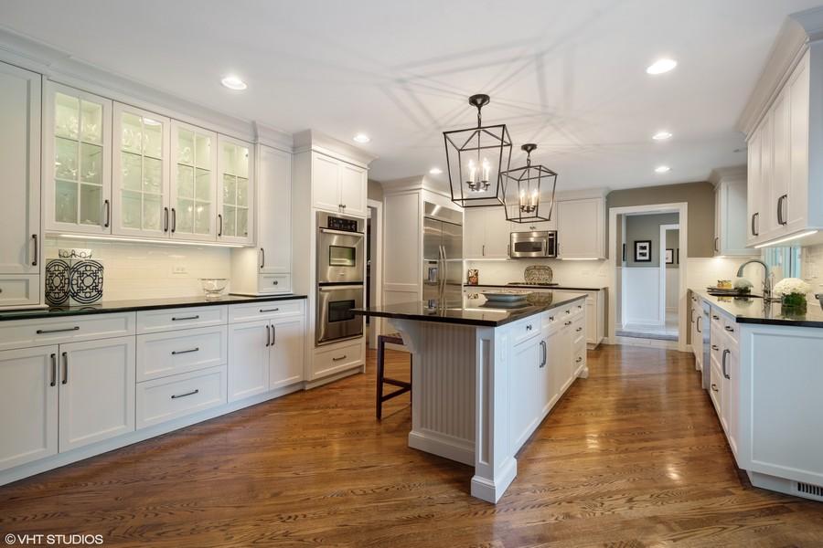 Real Estate Photography - 510 Shady Lane, Barrington, IL, 60010 - Kitchen