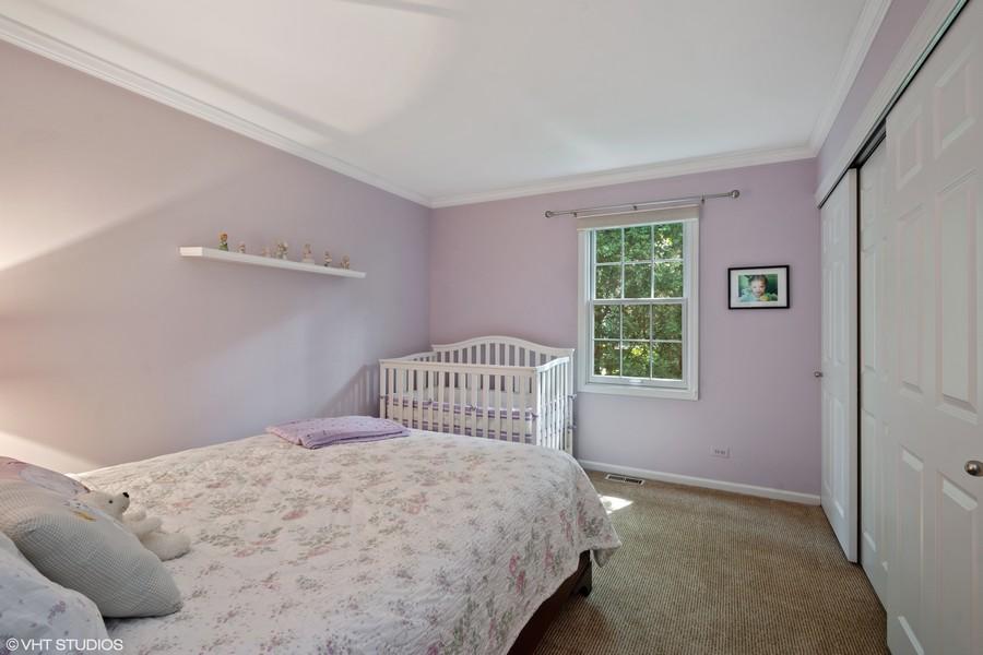 Real Estate Photography - 510 Shady Lane, Barrington, IL, 60010 - 3rd Bedroom