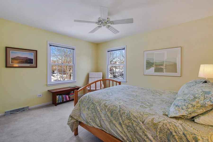 Real Estate Photography - 425 W. Sunset Rd., Barrington, IL, 60010 - 3rd Bedroom