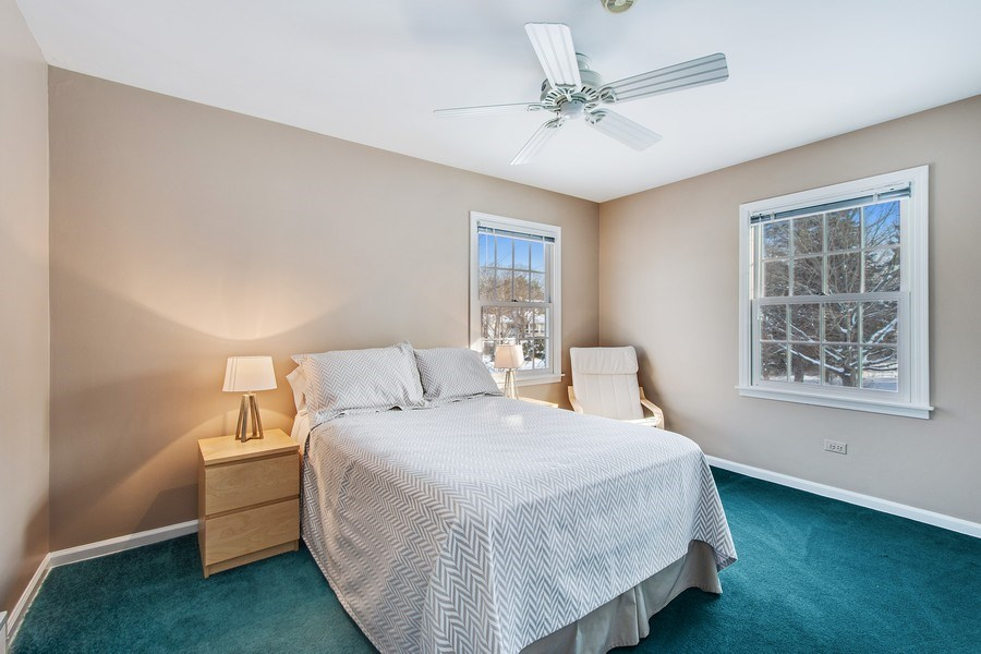 Real Estate Photography - 425 W. Sunset Rd., Barrington, IL, 60010 - 4th Bedroom