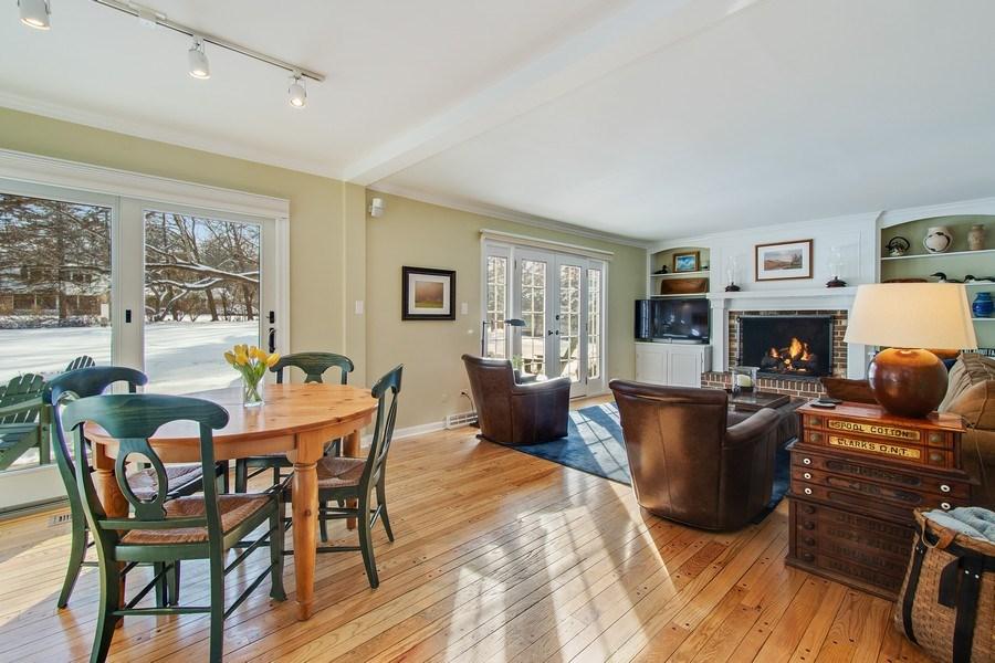 Real Estate Photography - 425 W. Sunset Rd., Barrington, IL, 60010 - Breakfast Area
