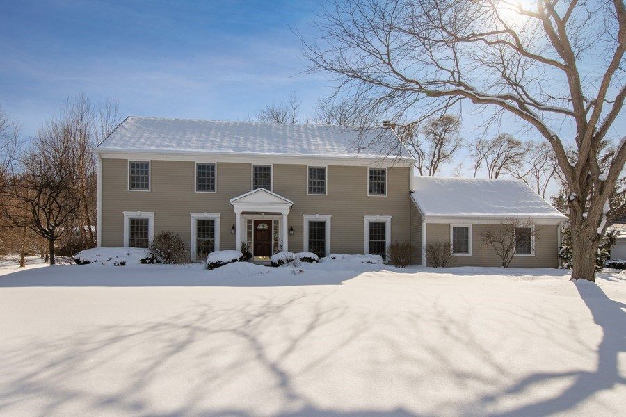 Real Estate Photography - 425 W. Sunset Rd., Barrington, IL, 60010 - Front View