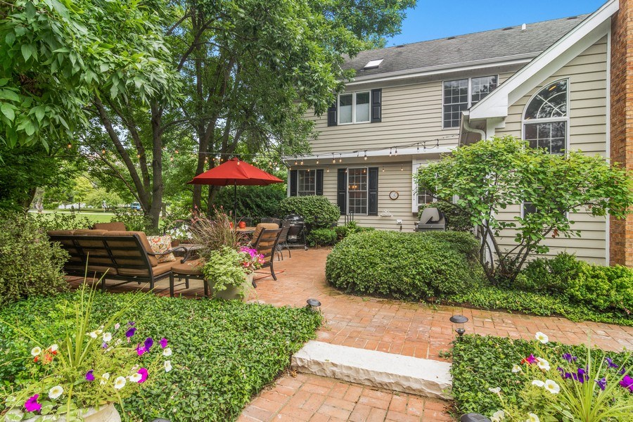 Real Estate Photography - 440 Tower Road, Barrington, IL, 60010 - Patio