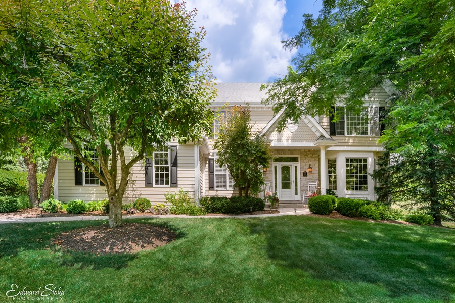 Real Estate Photography - 440 Tower Road, Barrington, IL, 60010 - Front View