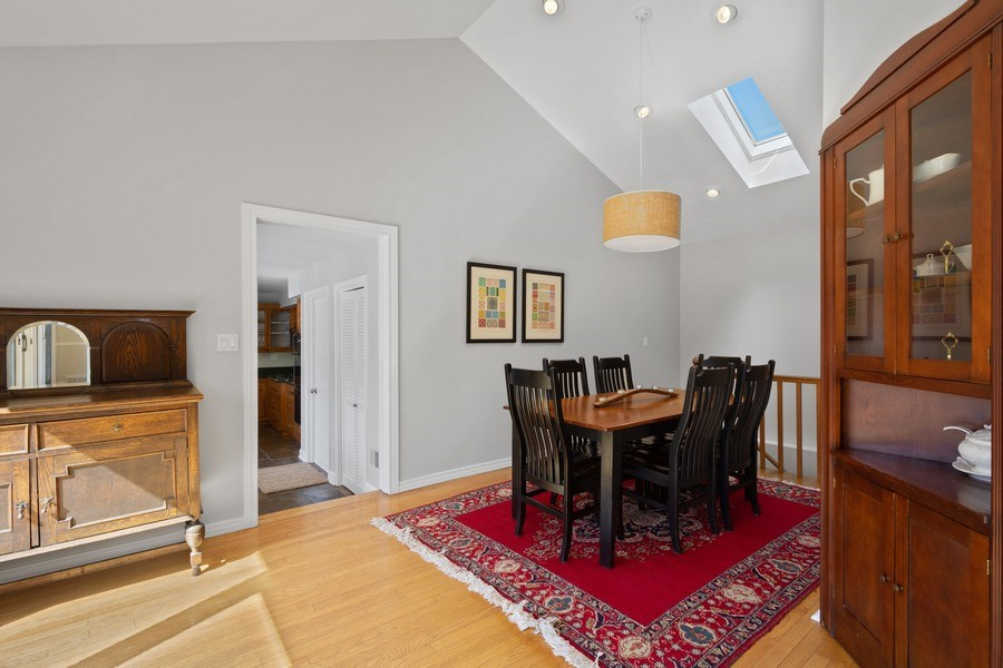 Real Estate Photography - 475 Brookside, North Barrington, IL, 60010 - Dining Room
